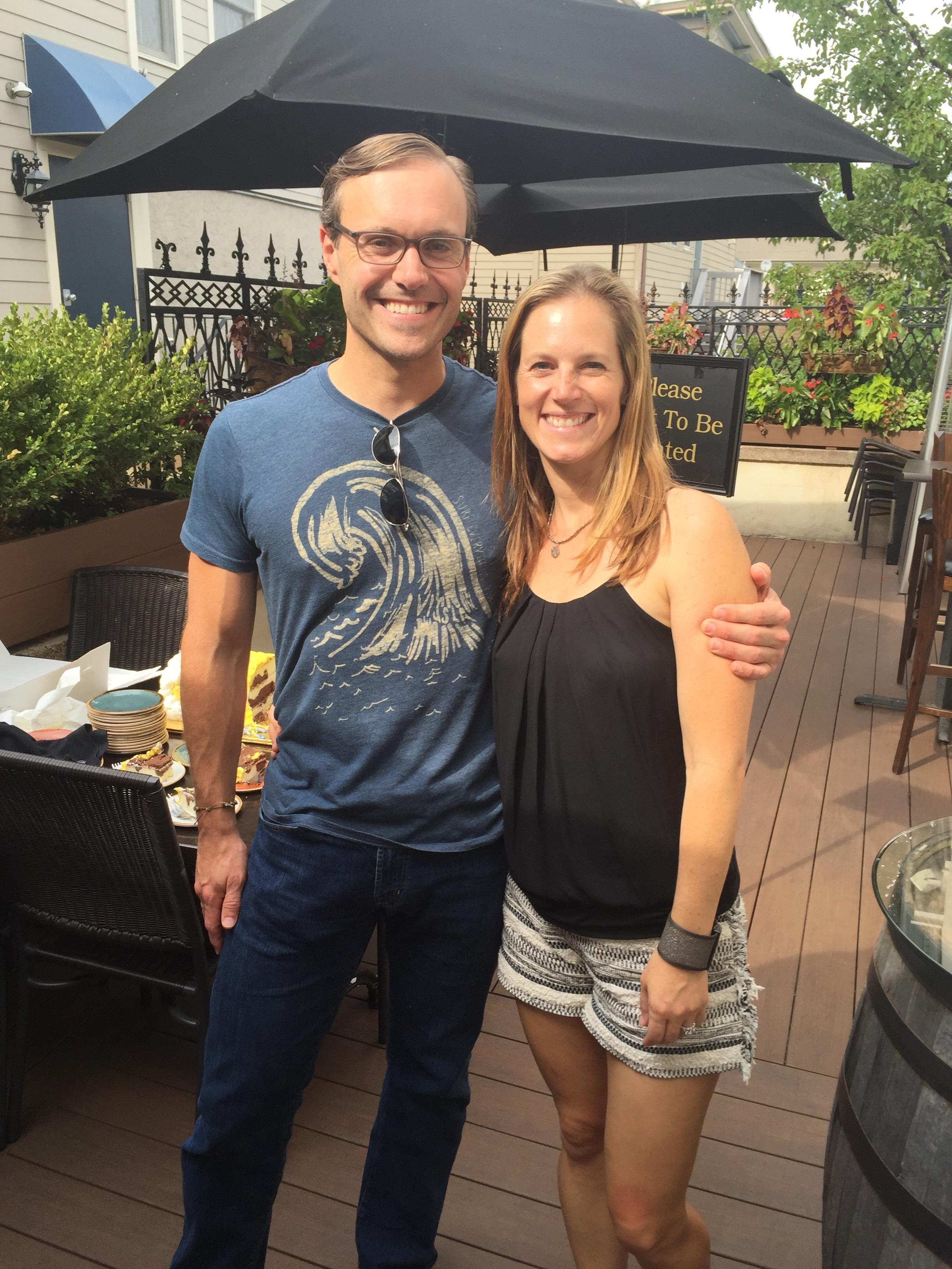 Joe & Sue Geraci