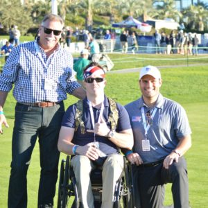Harbaugh Foundation Supports Vets Through The Honor Foundation