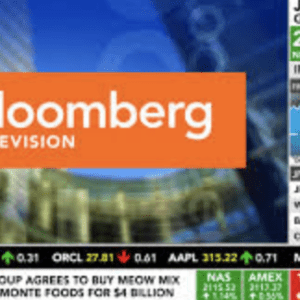 Bloomberg TV Highlights THF
