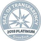 2018 Seal of Transparency