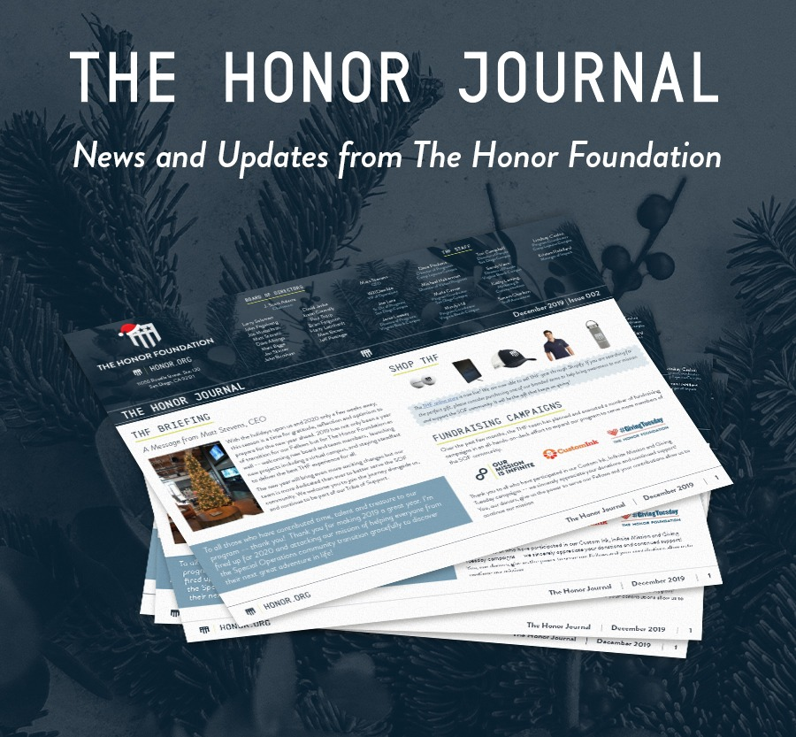 The Honor Journal:  December 2019