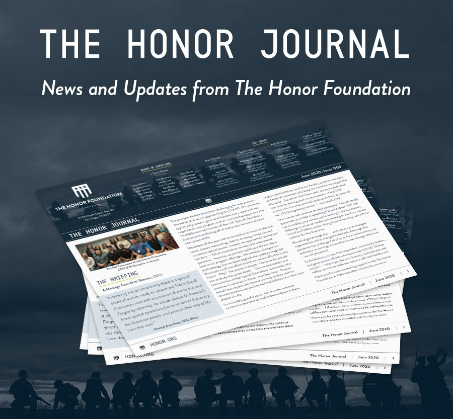The Honor Journal:  June 2020