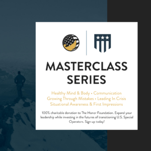 Victory Strategies | THF:  MasterClass Series