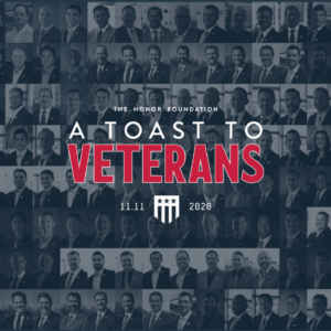 A Toast to Veterans